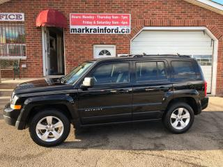 Used 2014 Jeep Patriot North 4x4 Bluetooth for sale in Bowmanville, ON