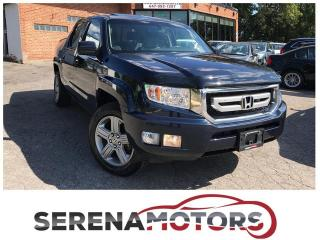 Used 2009 Honda Ridgeline EX-L | 4WD | ONE OWNER | LEATHER | SUNROOF for sale in Mississauga, ON