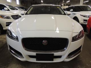 Used 2016 Jaguar XF AWD, NAVI, BACK UP CAMERA, LEATHER for sale in Mississauga, ON
