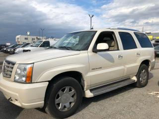 Used 2005 Cadillac Escalade for sale in Pickering, ON
