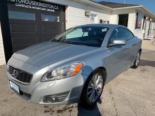 Used 2011 Volvo C70 T5 for sale in Kingston, ON