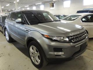Used 2014 Land Rover Range Rover Evoque PURE PLUS, NAVI, PANO ROOF for sale in Mississauga, ON