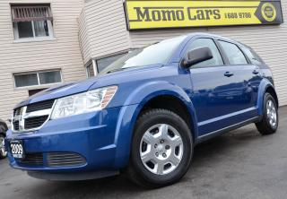 Used 2009 Dodge Journey SE! Clean Carproof! Only $118/Bi-weekly! for sale in St. Catharines, ON