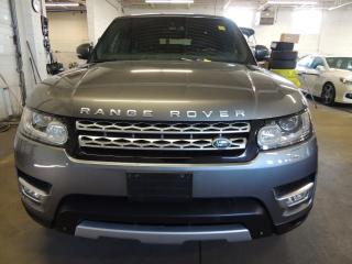 Used 2015 Land Rover Range Rover Sport HSE, 7 PASSENGER, NAVI, 360 CAMERA for sale in Mississauga, ON