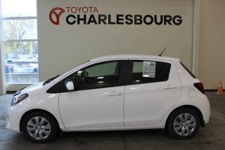 Used 2015 Toyota Yaris LE GROUPE A for sale in Québec, QC