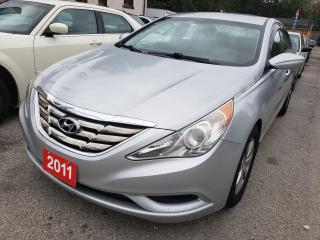 Used 2011 Hyundai Sonata GL/Bluetooth/USB/AUX/Heated-Seats/VERY LOW KM !!!! for sale in Scarborough, ON