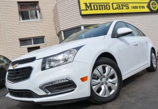 Used 2015 Chevrolet Cruze 1LT! Backup cam! Only $114/Bi-weekly! for sale in St. Catharines, ON