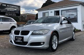 Used 2011 BMW 323i 323i LOW KMS LEATHER SUNROOF for sale in Mississauga, ON