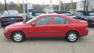 Used 2001 Volvo S60 *LEATHER-SUNROOF* for sale in Kitchener, ON