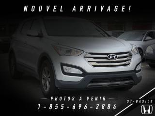 Used 2016 Hyundai Santa Fe Sport 2.4L premium for sale in St-Basile-le-Grand, QC