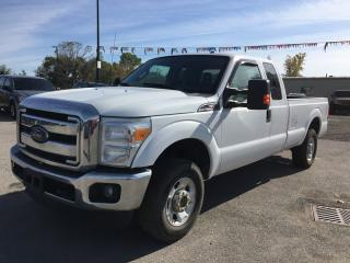 Used 2012 Ford F-250 Super Duty * Supercab * 4X4 * Bluetooth for sale in London, ON