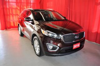 Used 2016 Kia Sorento 2.4L LX | Front-Wheel Drive | One Owner for sale in Listowel, ON