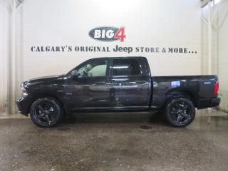 New 2019 RAM 1500 Classic Express Blackout for sale in Calgary, AB