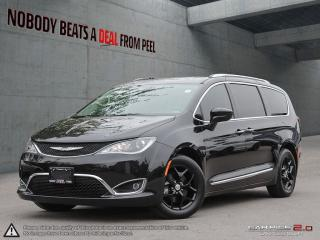 Used 2018 Chrysler Pacifica Ouring-L Plus Dark Edition*Dual DVD Bluray*NAV* for sale in Mississauga, ON