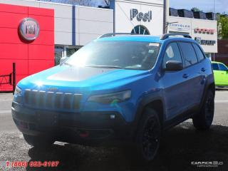 New 2019 Jeep Cherokee Trailhawk for sale in Mississauga, ON