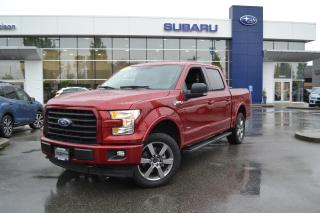 Used 2017 Ford F-150 XLT 4X4 Ecoboost - 6500 Kms for sale in Port Coquitlam, BC