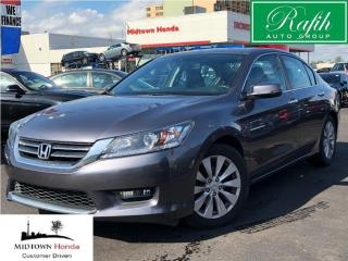 Used 2014 Honda Accord EX-L with lane departure warning !! for sale in North York, ON