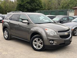 Used 2012 Chevrolet Equinox No-Accidents AWD 2LT Backup Cam Bluetooth for sale in Holland Landing, ON