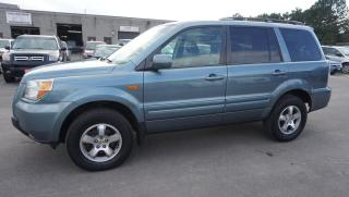Used 2006 Honda Pilot EX 4WD 8 PASSENGER AUTOMATIC ALLOYS CERTIFIED 2YR WARRANTY for sale in Milton, ON