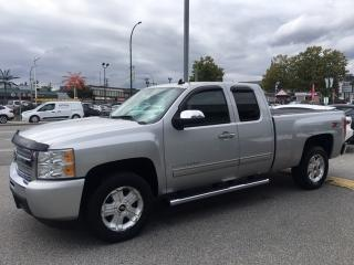 Used 2011 Chevrolet Silverado 1500 LT for sale in Burnaby, BC