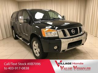 Used 2010 Nissan Titan LE 4WD for sale in Calgary, AB