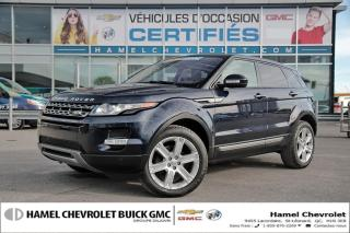 Used 2015 Land Rover Evoque 4x4+jantes 19+toit for sale in St-Léonard, QC