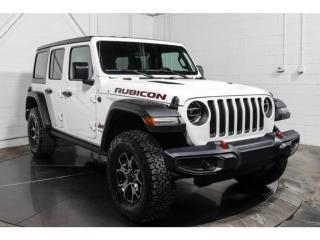 Used 2018 Jeep Wrangler Unltd Rubicon 4x4 for sale in St-Constant, QC