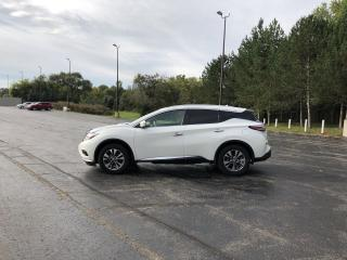 Used 2015 Nissan Murano SL Platinum AWD for sale in Cayuga, ON