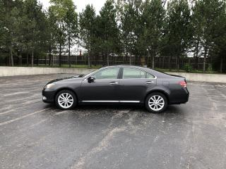 Used 2010 Lexus ES 350 FWD for sale in Cayuga, ON