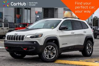 New 2019 Jeep Cherokee New Car Trailhawk 4x4|Cold Wthr.,SafetyTec.,Trailer Tow Pkgs|17