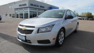 Used 2014 Chevrolet Cruze 2LS for sale in Arnprior, ON