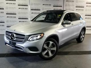 Used 2018 Mercedes-Benz GLC 300 4MATIC SUV for sale in Calgary, AB
