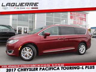 Used 2017 Chrysler Pacifica Touring-L Plus for sale in Victoriaville, QC