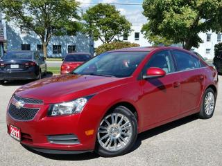 Used 2011 Chevrolet Cruze Eco w/1SA for sale in Cambridge, ON