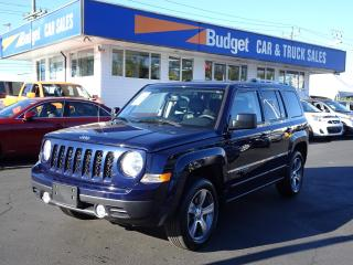 Used 2016 Jeep Patriot High Altitude, 4x4, Bluetooth, Leather Seating for sale in Vancouver, BC
