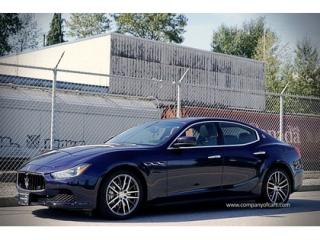 Used 2015 Maserati Ghibli - for sale in Vancouver, BC