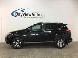 Used 2017 Toyota RAV4 LE - ALLOYS! HTD SEATS! BLUETOOTH! REVERSE CAM! CRUISE! for sale in Belleville, ON