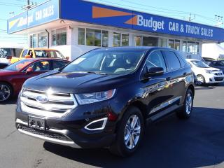 Used 2017 Ford Edge SEL, Leather Seating, Navigation, Radar Assist for sale in Vancouver, BC