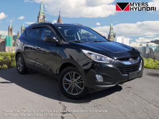 Used 2014 Hyundai Tucson GLS 2WD for sale in Bells Corners, ON