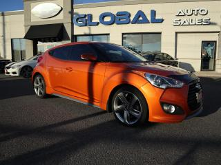 Used 2013 Hyundai Veloster TURBO AUTO. NAVIGATION MORE.... for sale in Ottawa, ON