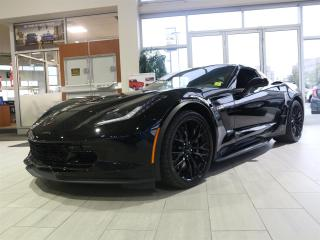 Used 2017 Chevrolet Corvette 3LZ Z06, AUTO, BLACK ON BLACK, BLACK WHEELS, COMPETITION PACKAGE!!! for sale in Ottawa, ON