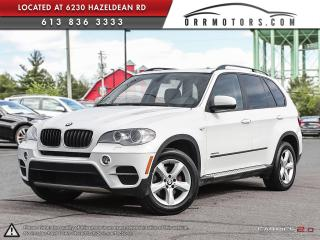 Used 2012 BMW X5 xDrive35i for sale in Ottawa, ON
