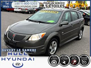Used 2007 Pontiac Vibe for sale in Gatineau, QC