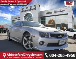 Used 2012 Chevrolet Camaro 2SS *ACCIDENT FREE* *LOCALLY DRIVEN* for sale in Abbotsford, BC