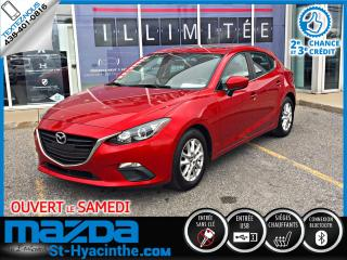 Used 2016 Mazda MAZDA3 Sport GS Toit Ouvrant for sale in St-Hyacinthe, QC
