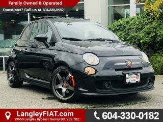Used 2013 Fiat 500 Abarth B.C OWNED! for sale in Surrey, BC