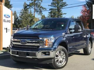 New 2018 Ford F-150 Lariat FX4 Diesel V6 Supercrew for sale in Duncan, BC