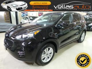 Used 2019 Kia Sportage LX  AWD  REAR CAMERA  HEATED SEATS for sale in Vaughan, ON