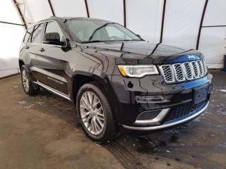 New 2018 Jeep Grand Cherokee Summit for sale in Ottawa, ON