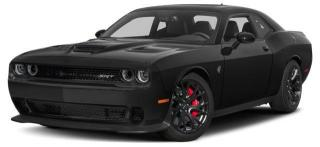 New 2018 Dodge Challenger SRT Hellcat for sale in Abbotsford, BC